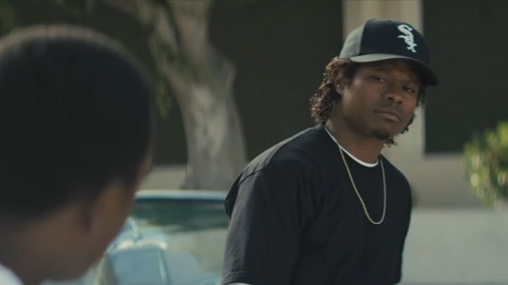 Watch Dr. Dre, Eazy-E Fantasize About Starting Label in 'Compton'