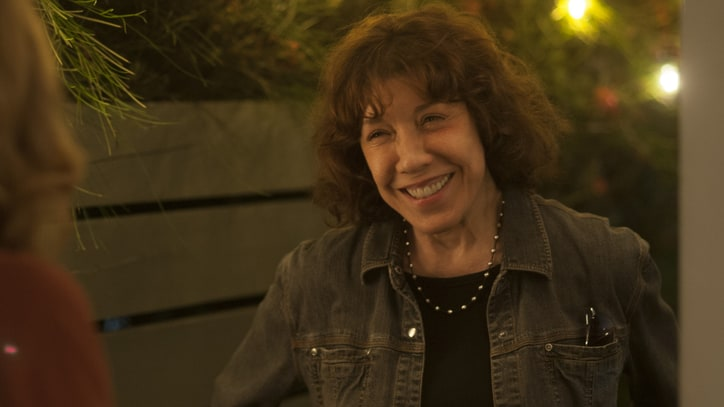 Lily Tomlin on Coming-Out Press Conferences & Kicking Nat Wolff's Ass