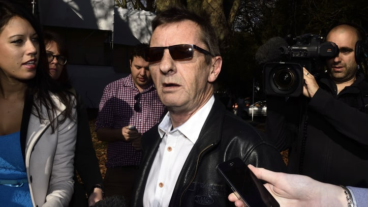 Phil Rudd: 'I'm Going to Be Back' With AC/DC