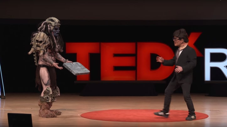 Watch Gwar's Insane TED Talk on Regional Identity