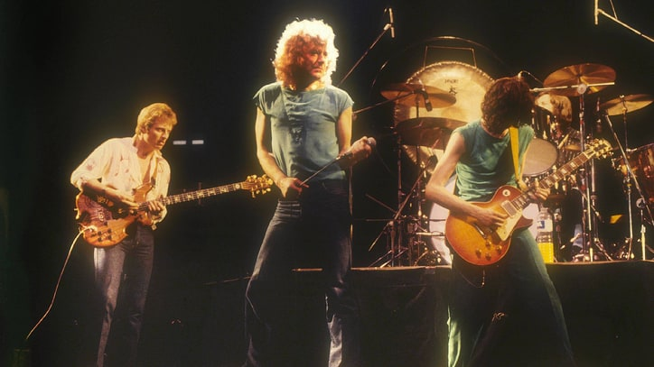 On the Charts: Led Zeppelin's 'In Through the Out Door' Back in Top 10