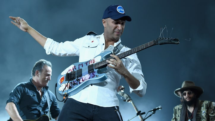 Tom Morello on Ferguson Visit: 'I'm Not a Humanitarian; I'm a Hell-Raiser'