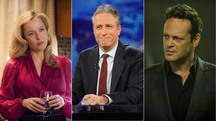 Top 5 TV: Goodbyes Galore, From 'True Detective' to the #JonVoyage