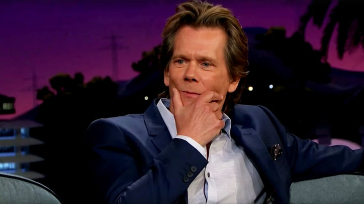 Kevin Bacon Uses Google's 'Bacon Number' to Remember Past Co-Stars