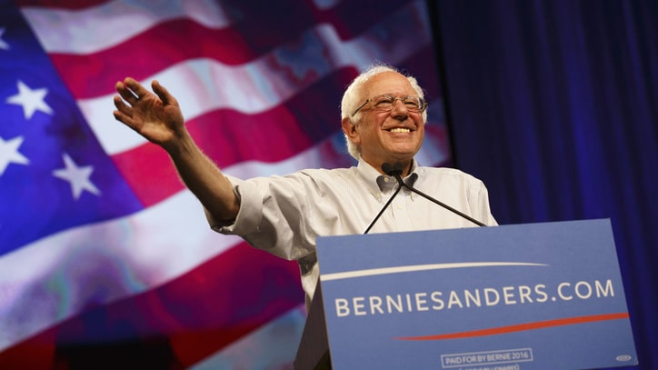 Bern, Baby, Bern: Sanders Vaults to Lead in Critical New Hampshire