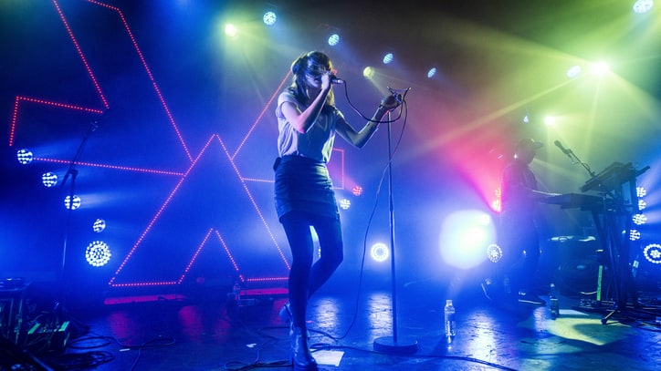 Hear Chvrches' Resilient New Track 'Never Ending Circles'