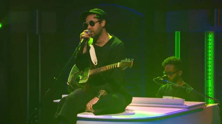 Watch Unknown Mortal Orchestra Bring Soulful 'Multi-Love' to 'Late Night'