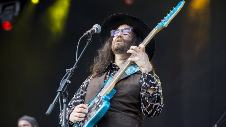 Sean Lennon on New 'Fictional Band' the Moonlandingz