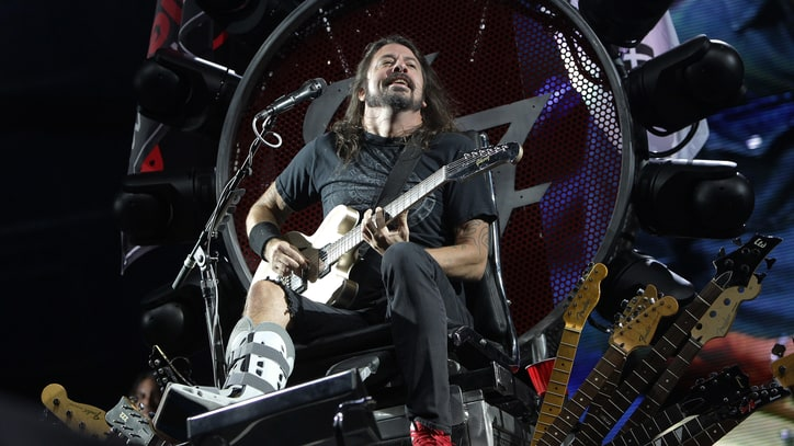 Watch Foo Fighters Enlist Fan to Cover Rush's 'Tom Sawyer'
