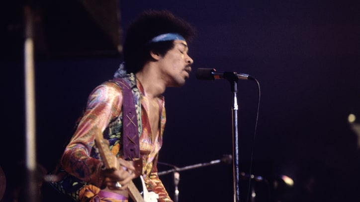 Jimi Hendrix's Estate Settles Licensing Legal Battle