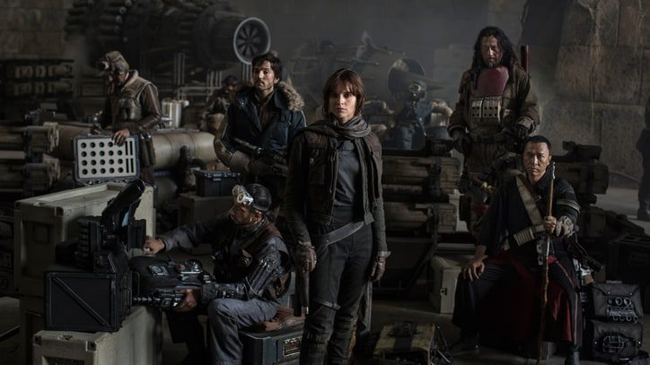 'Star Wars: Rogue One' Reveals Cast, Death Star Plot Line