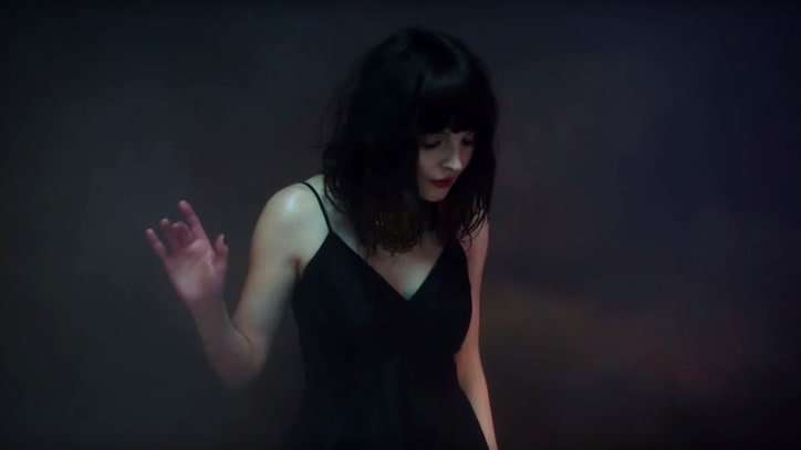 Watch Chvrches' Dark, Minimal Video for 'Leave a Trace'