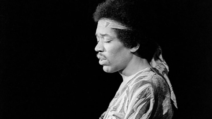 Watch Hendrix Play Fiery 'Purple Haze' in Clip From New Doc