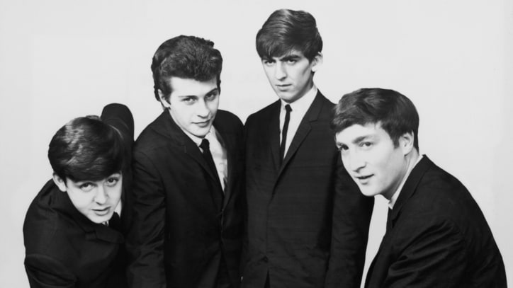 Beatles' First Recording Contract Going to Auction