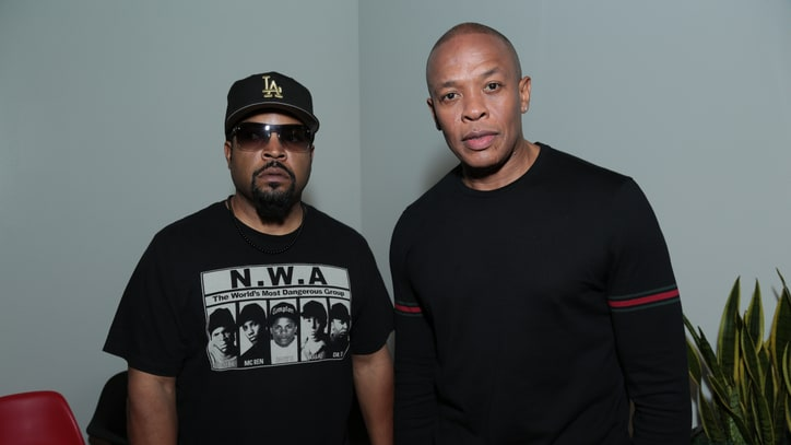 Dr. Dre, Ice Cube Want Out of Suge Knight-Related Wrongful Death Suit
