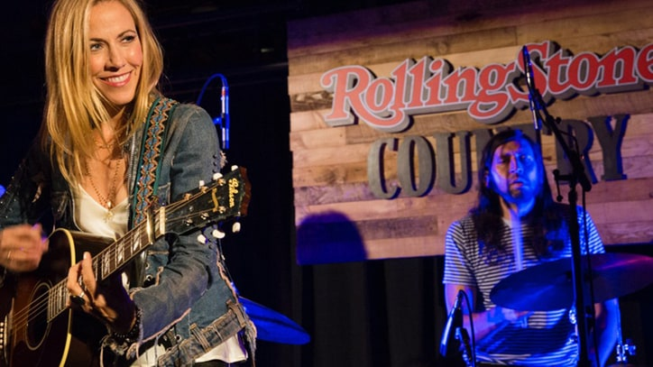 See Sheryl Crow Perform at Rolling Stone Country Party Presented by Patrón