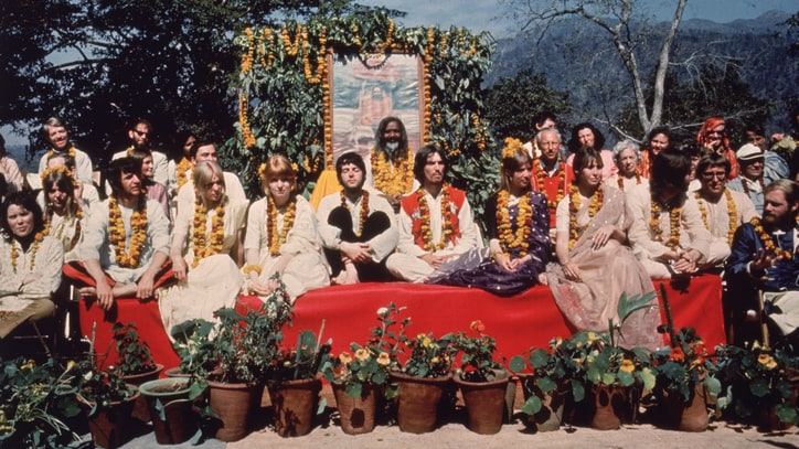 The Real 'Dear Prudence' on Meeting Beatles in India