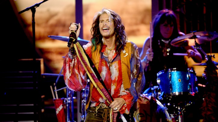 Steven Tyler Goes 'Crazy' on ABC's 'Nashville'