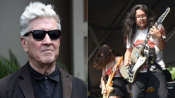 David Lynch, Members of Best Coast, Dinosaur Jr. Unite for New Box Set