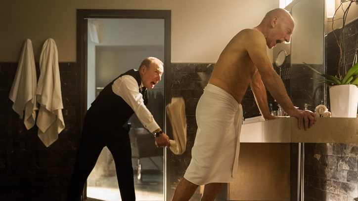 Patrick Stewart on the Joy of Being Whipped with Wet Towels