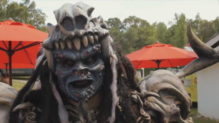 Go Inside the Gwar B-Q: The Grossest Party of the Summer