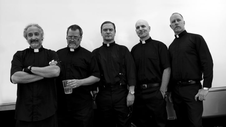 Faith No More Talk Success, Split, Scars and 'Sol Invictus'