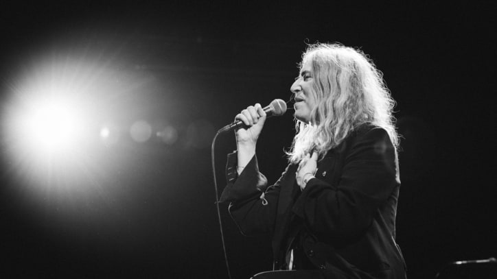 Hear Patti Smith's Moving Elegy to 'Aqua Teen Hunger Force'