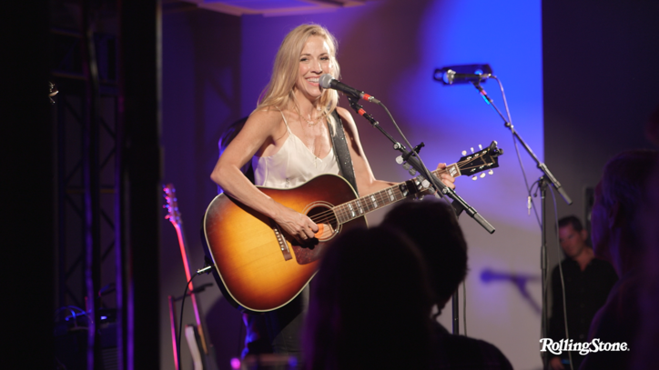 See Sheryl Crow Sing 'Picture,' 'Strong Enough' at Rolling Stone Party
