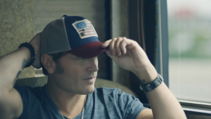 See Jerrod Niemann Take a Gypsy Road Trip in 'Blue Bandana' Video
