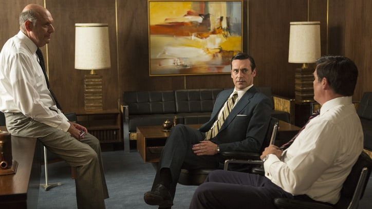 'Mad Men' Creator: Coke Ad Finale Planned From Beginning