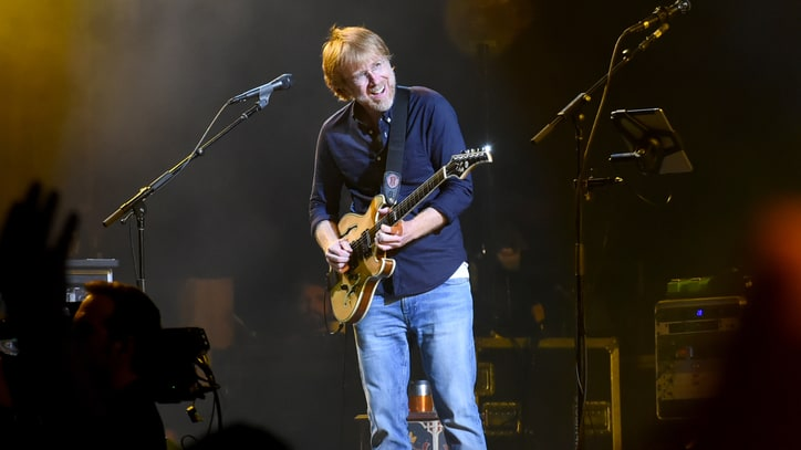 Trey Anastasio Readies New Solo LP, 'Paper Wheels,' Fall Tour