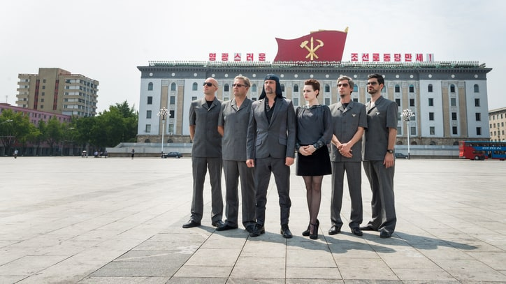 Cannabis and 'The Sound of Music': What Laibach Learned in North Korea