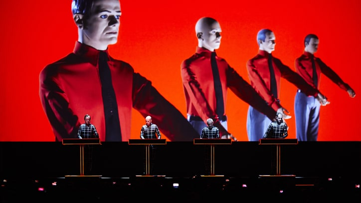 Kraftwerk on Cycling, 3D, 'Spiritual Connection' to Detroit