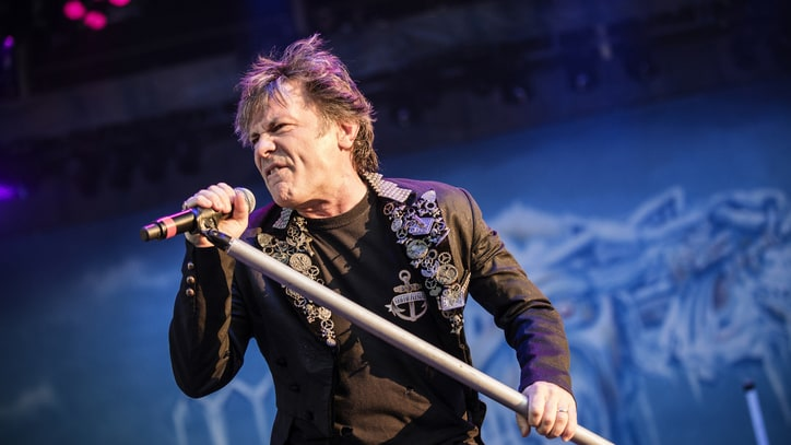 Bruce Dickinson Outlines Massive Iron Maiden 2016 Tour