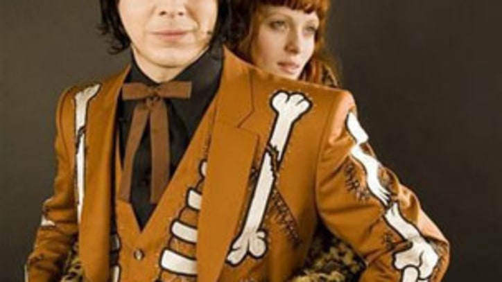 Jack White and Karen Elson 'Celebrating' Separation With Divorce Party