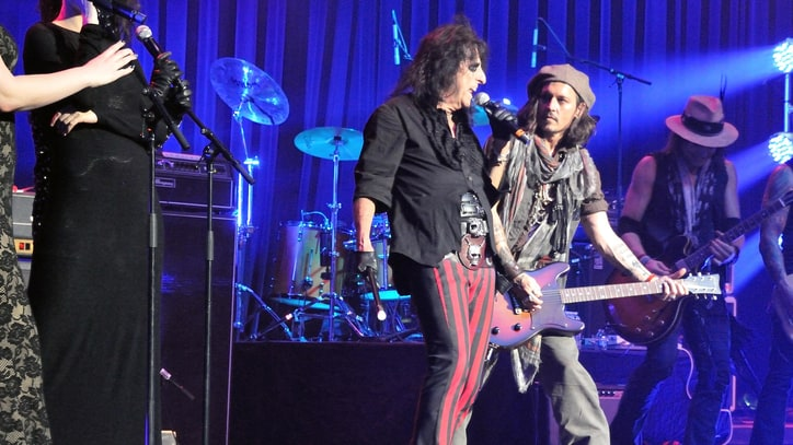 Hear Alice Cooper, Johnny Depp's Gritty 'My Generation'