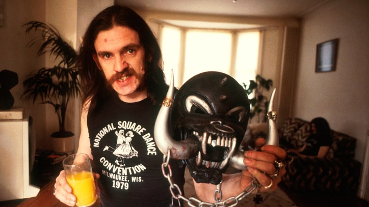 Motorhead's Lemmy: My Life in 15 Snarls