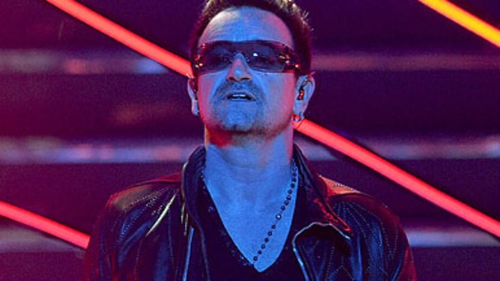 Bono and the Edge Reboot 'Spider-Man'
