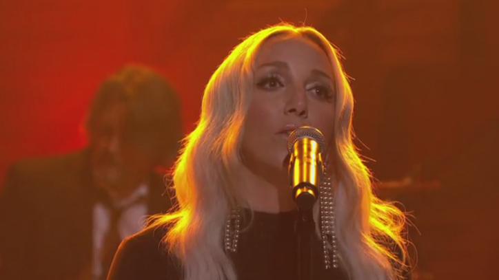 Watch Ashley Monroe Deliver Dark 'I Buried Your Love Alive' on 'Conan'