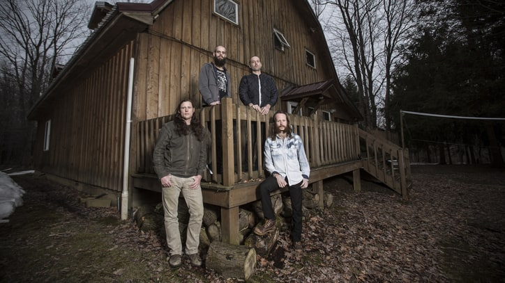 Baroness Prep 'Purple' LP, Pour Powerful New Song 'Chlorine and Wine'