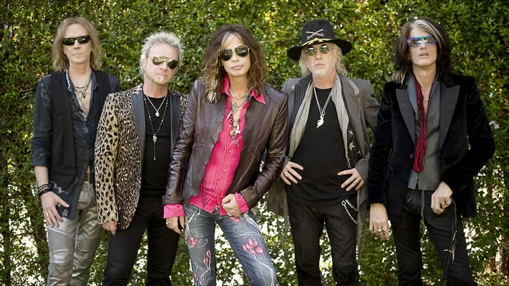 Watch Aerosmith Play 'Walk This Way' in Clip From Dynamic New Concert Film