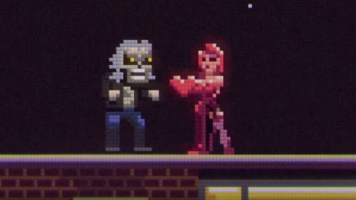 Play Iron Maiden's Addictive 'Speed of Life' 8-Bit Video Game