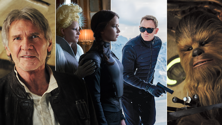 Fall Movie Preview 2015: Biopics, Bond and 'The Force Awakens'