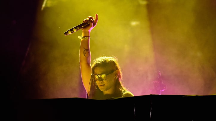 Skrillex, Deadmau5 Headline Hard Day of the Dead Fest