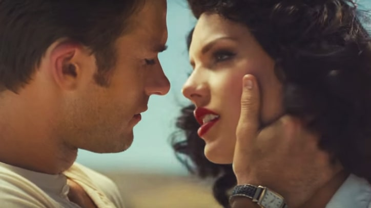 Watch Taylor Swift's Glamorous, Retro 'Wildest Dreams' Video