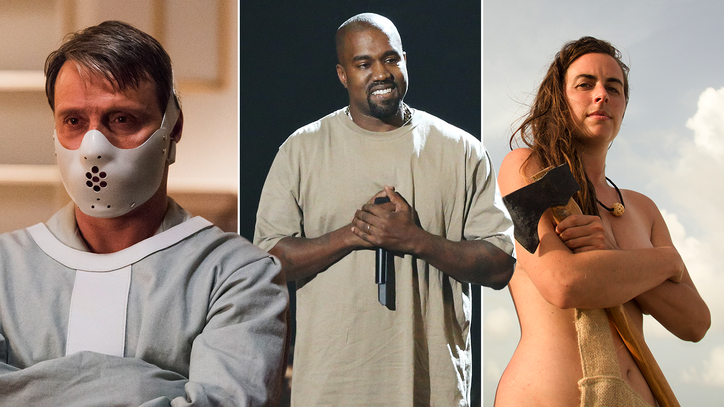 Top 5 TV: Kanye for President and 'Hannibal''s Last Meal