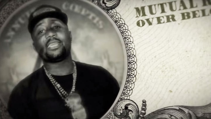 Watch Talib Kweli's Frenetic, Political 'F--k the Money' Video