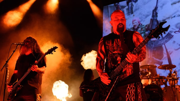 Hear Slayer's Crushing New War Cry, 'Cast the First Stone'