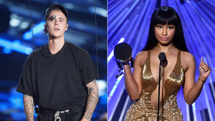 Inside the 2015 VMAs: 8 Questions We Asked From Our Seats