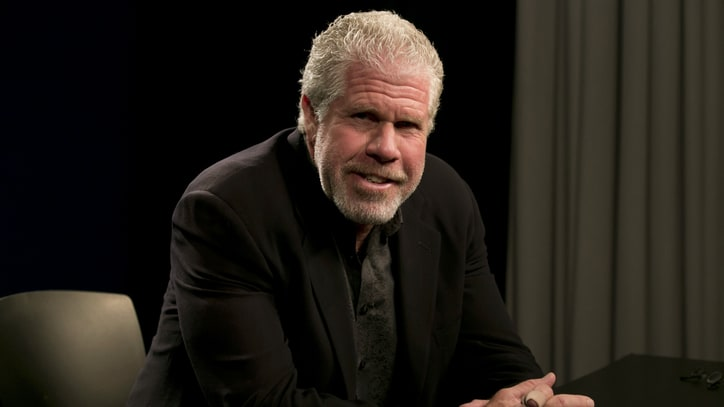 Ron Perlman on 'Sons of Anarchy,' Holy Rollers and Donald Trump
